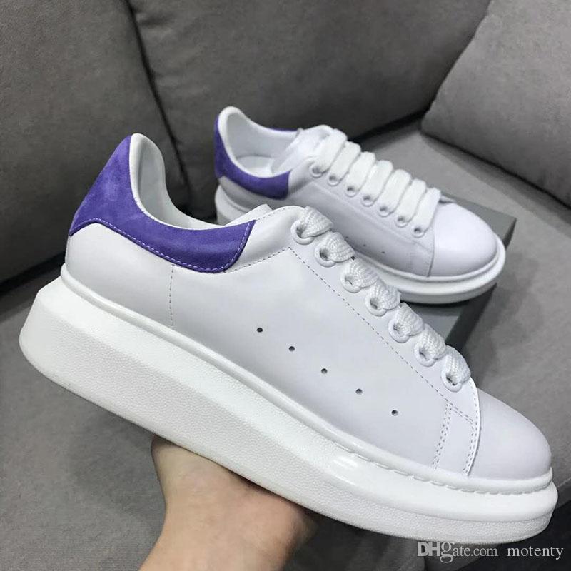 3M светоотражающие британские мужские дизайнерские туфли 2019 модные дизайнерские роскошные женские туфли Party Platform повседневные кроссовки EUR размер 35-45
