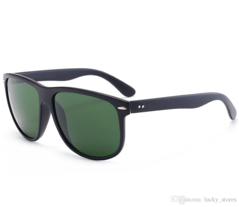 Moda Classic Sunglasses Homens Mulheres Designer Sun Óculos Vintage Óculos Espelhados Senhoras 4147 UV400 lentes com casos on-line