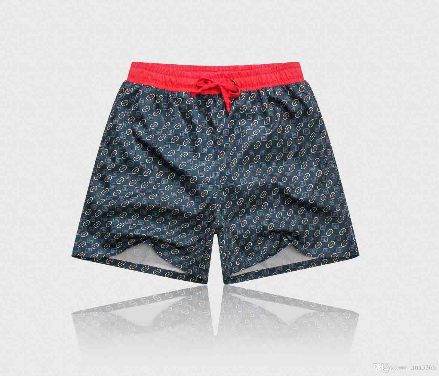 Lettre Short Summer imprimer Shorts Board Mens boardshort plage Pantalons de haute qualité Givency hommes Medusa Short de bain