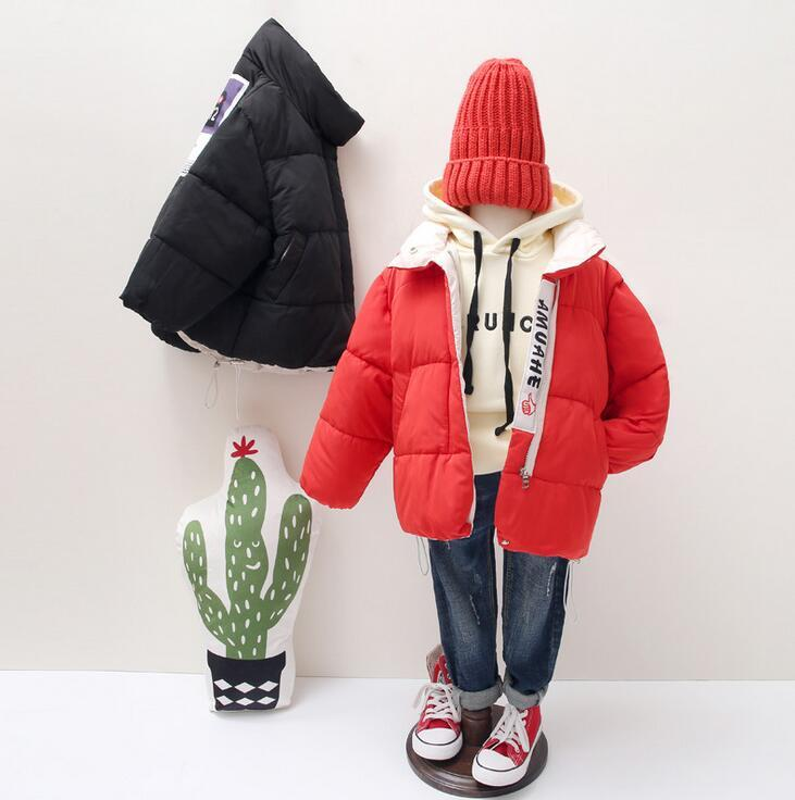 Bester Verkauf der neuen Kinder unten Wattepad Kinder Jungen und Mädchen Baumwolljacke Baby Winter warme Jacke