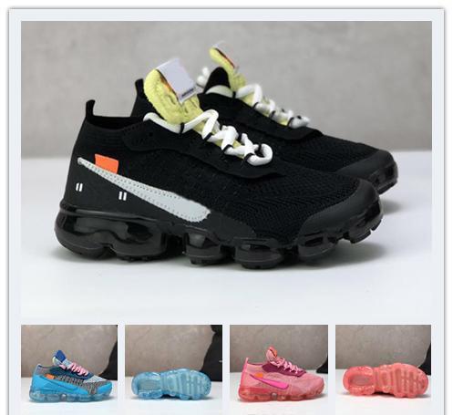 New Hot Sale enfants design de luxe Casual Chaussures de sport jeunesse garçon fille Sneakers Chaussures de course pour enfants pour les chaussures de coussin d'enfants