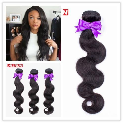 Bundles Avec Frontale Fermeture Brésilienne Cheveux Weave Bundles Non Remy Vague De Corps De Cheveux Humains Bundles Avec Fermeture