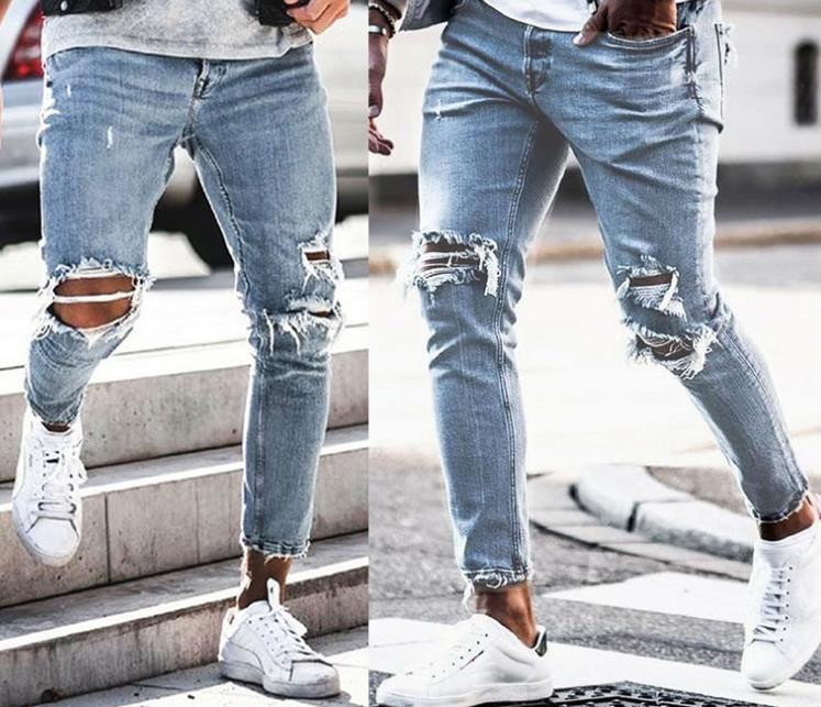 Avrupa ve Amerika Birleşik Devletleri en çok satan erkek üst seviye Tozluklar KOT YENİ erkek pantolon erkek Leggings püskü püskü