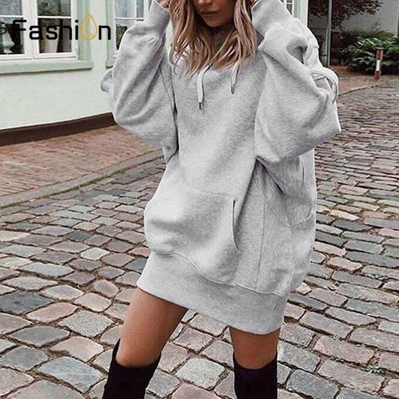 Woman Hoodies Angry Black Cat printed hoodies long sleeve pullover hoodies S-2XL