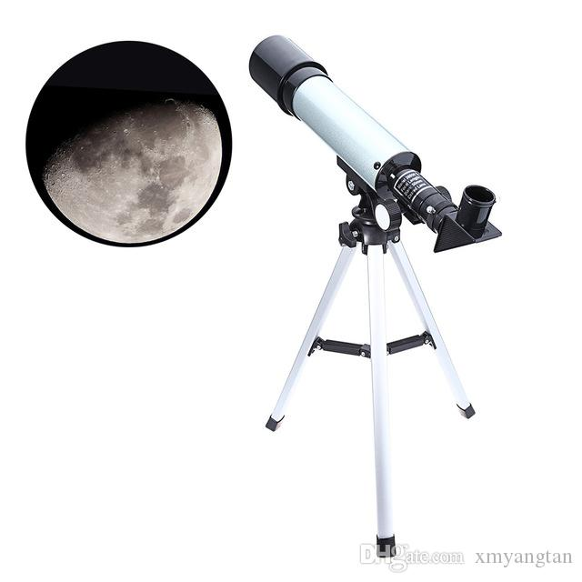 F36050M في الهواء الطلق احادي العين الفضاء الفلكي تلسكوب كاميرات مع المحمولة نطاق ترايبود الإكتشاف 360 / 50MM منظار تليسكوب