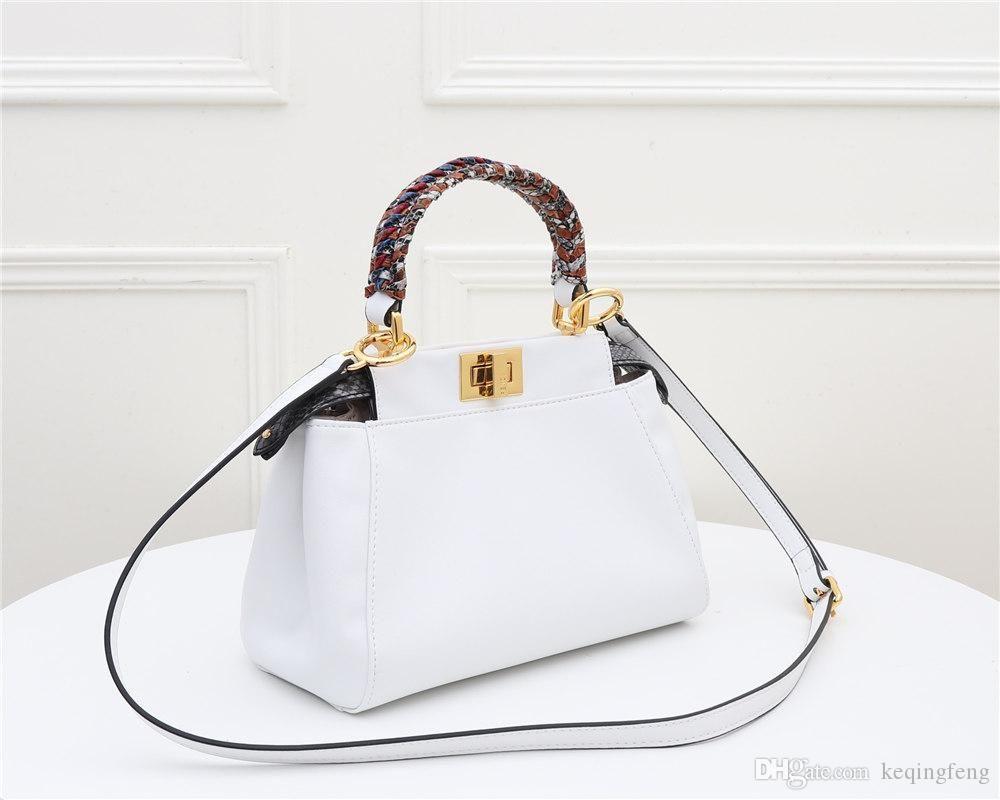 19SS Luxury Handbags Women Bags Designers Genuine Leather Crossbody Bags for Women 2019 Shoulder Bag Bolsa Feminina Sac a Main Femme