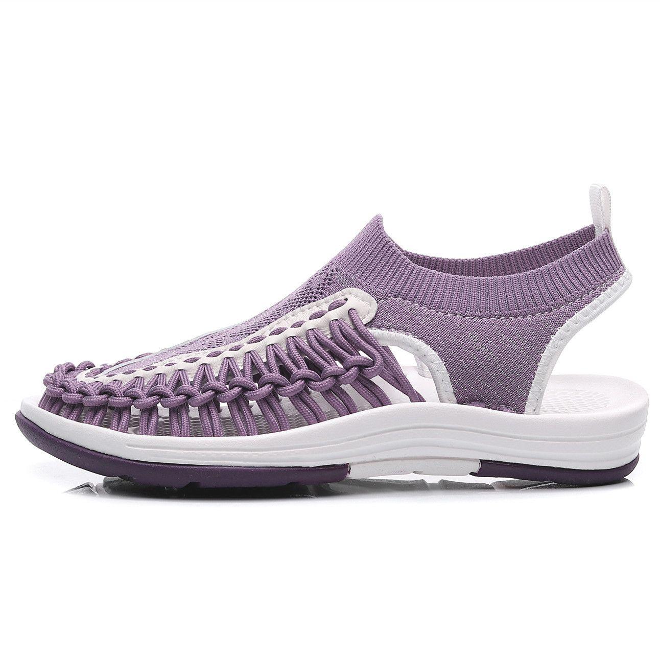 35-40 sandali da donna maglieria sandali delle signore estate scarpe da spiaggia maglia tacchi delle scarpe di colore della miscela novità elastico calzino sandali z10