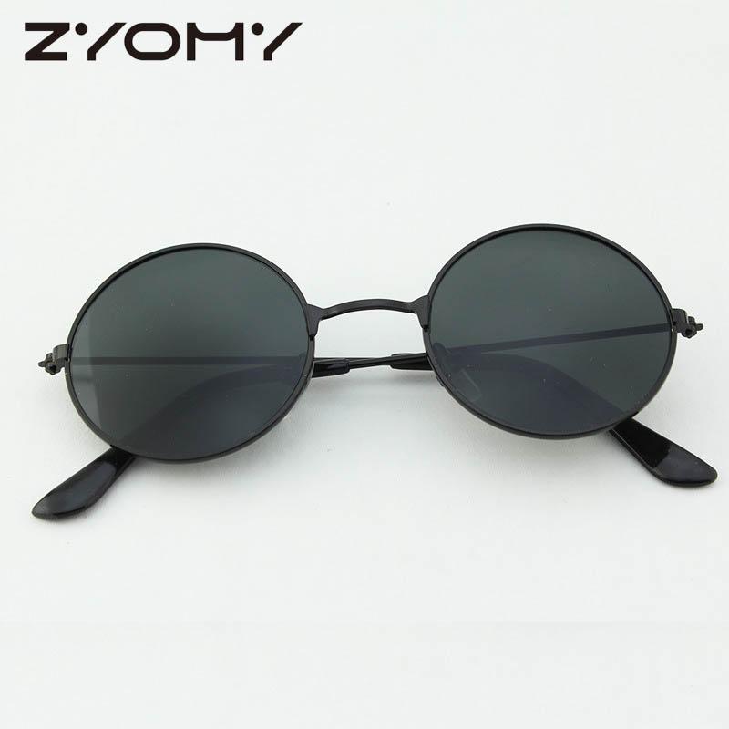 Q-Marken-Entwerfer-Kind-Sonnenbrille Retro UV400 Studenten Geschenk Brillen Zubehör Vintage-Goggle Sun Glasses