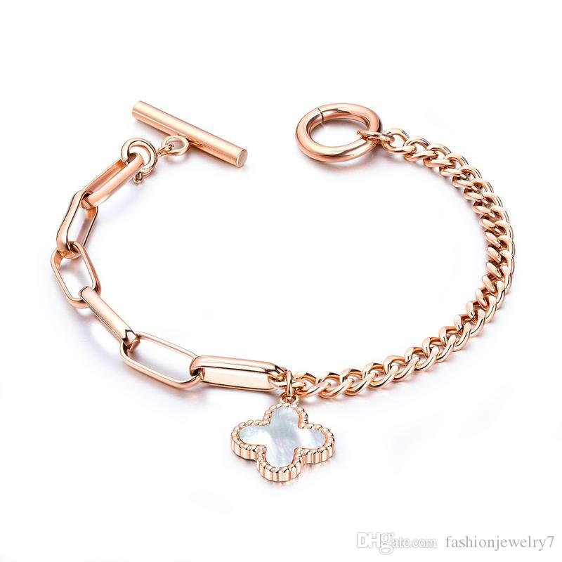 bracelet femme argent ou acier