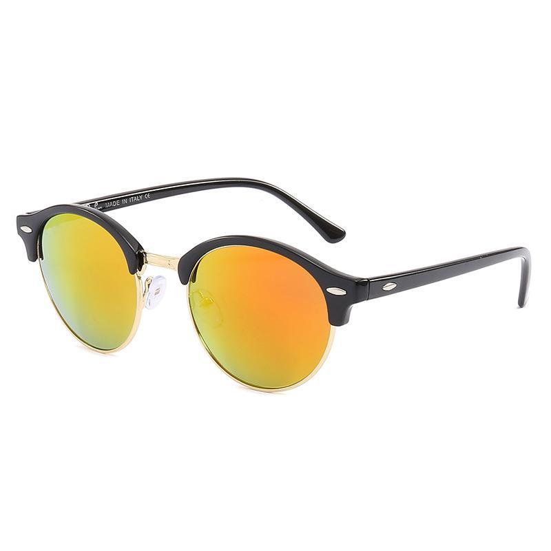 Sıcak satış Sunglasses Erkekler Kadınlar Marka Güneş durumlarda ve kutu 4246 ile UV400 Gradient Lensler Spor gözlükler