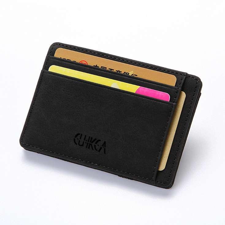 mens Marca carteiras dos homens Fashion Business Masculino presente Bolsa duráveis pais Top qualidade do cartão Titular Novas