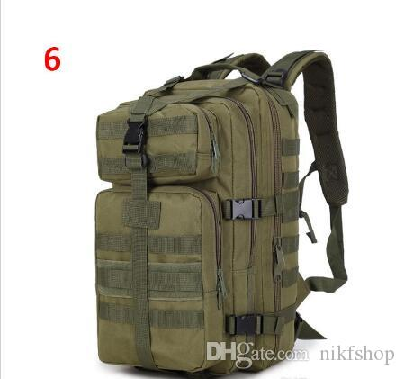 600D Waterproof Tactical Assault Molle Pack 35L Sling Backpack Army Rucksack Bag for Outdoor Hiking Camping Hunting