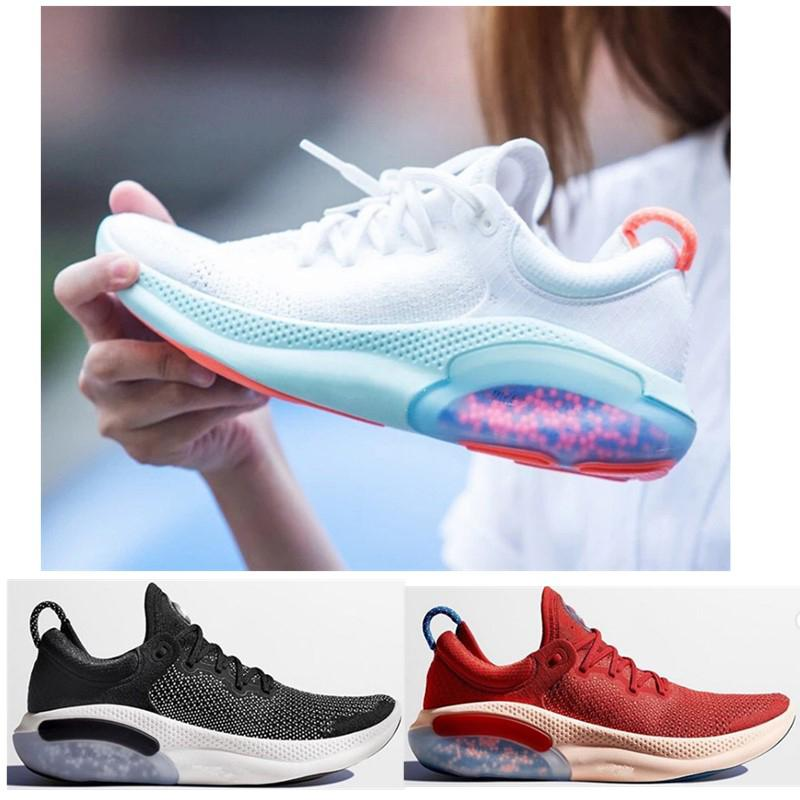 2020 2019 Latest Designer Casual Sports Shoes JOYRIDE RUN Running Shoes 360 Degree Dynamic Shock Light And Comfortable Casual Men Running Shoes From