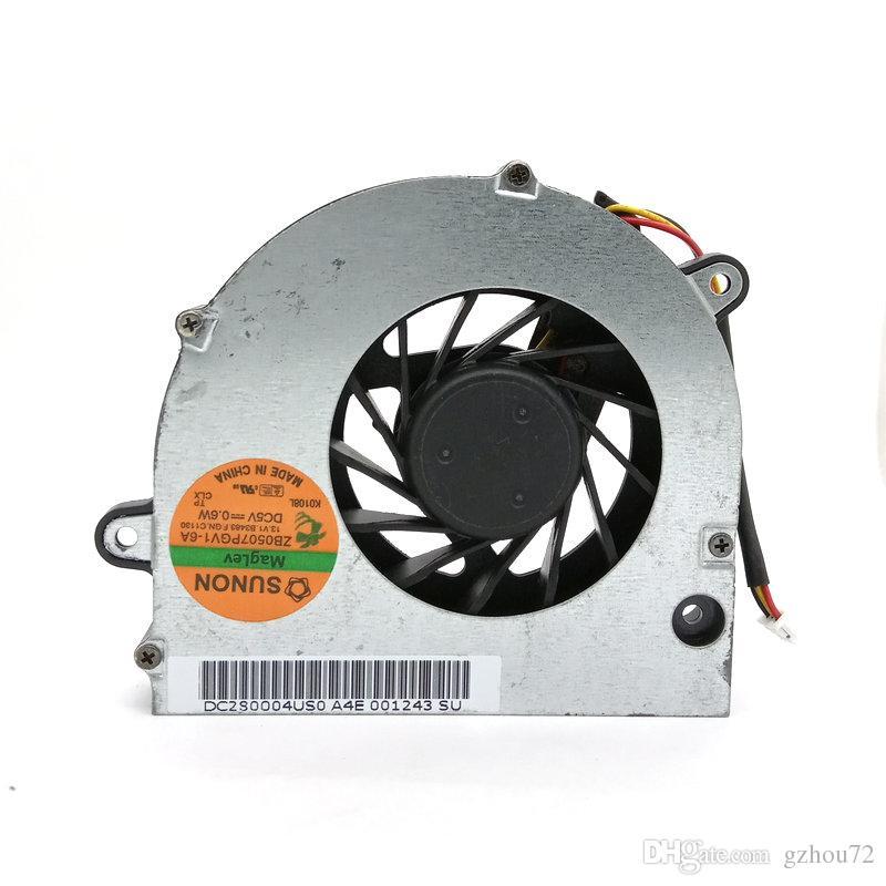 Original SUNON ZB0507PGV1-6A DC5V 0.6 W Laptop ventilador de refrigeração