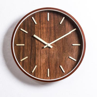 Creative Vintage Wall Clock Wooden Clocks Modern Design Silent Kitchen Watch Kit Living Room Duvar Saati Home Decoration Ee50wc Small Kitchen Wall Clock Small Kitchen Wall Clocks From Hibooth 48 18 Dhgate Com