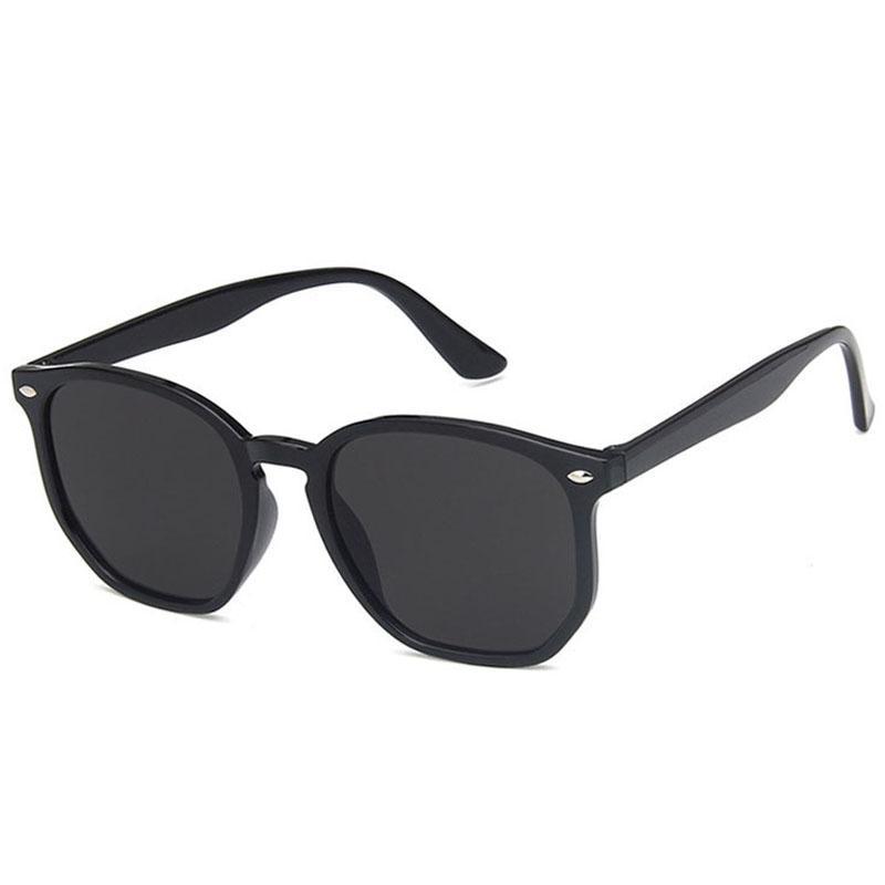 Солнцезащитные очки для мужчин женщин роскошные солнцезащитные очки старинные модные солнцезащитные очки дамы ретро солнцезащитные очки унисекс негабаритные дизайнерские солнцезащитные очки 9K7D034