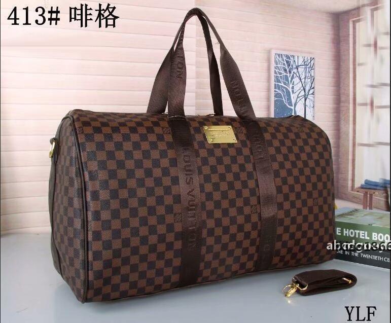 grandes mulheres de capacidade sacos de viagem venda 2.020 homens de qualidade ombro mochilas bagagem de mão rebites de fundo com cabeça de bloqueio