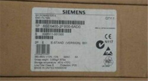 1Pc New Siemens 6SE6 400-2FB00-6AD0 uk