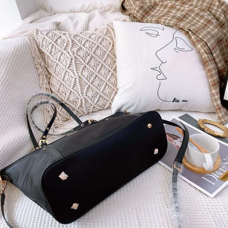 Viaje Mujer Mochila portátil bolsa de nylon tela Oxford solo hombro monederos bolsas de mensajero mujer bolsos del totalizador de las mujeres Los bolsos de diseño