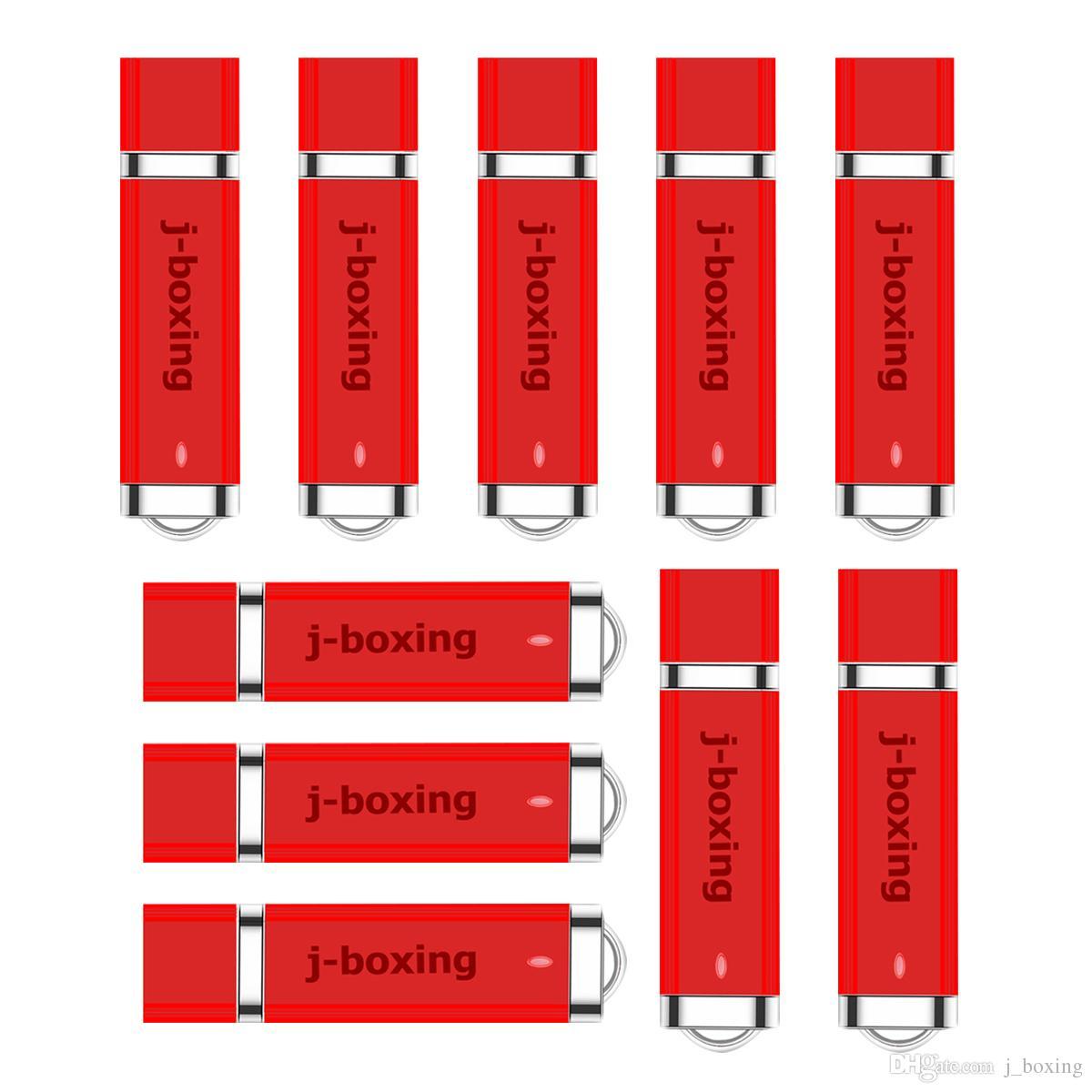10PCS Red Lighter Model USB 2.0 Flash Drives Pen Drives USB Memory Stick 64M 128M 256M 512M 1G 2G 4G 8G 16G 32G for PC Laptop Thumb Storage