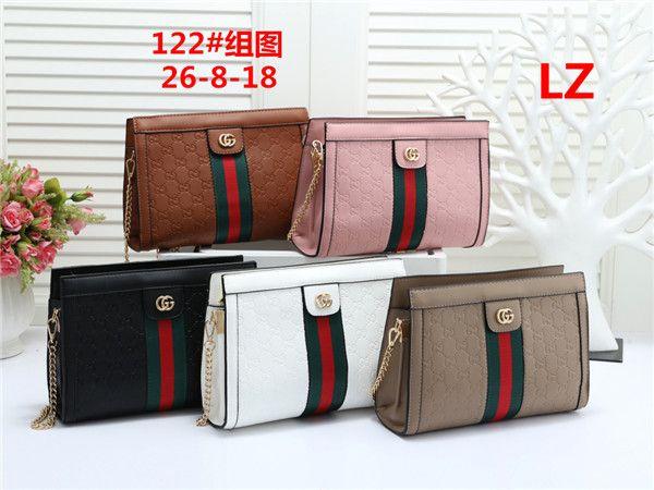 2020 BORSE D442 nuovi stili di pelle Nome borsa Famoso borse delle donne dei sacchetti di Tote della spalla della signora Borse di pelle Borse di spal