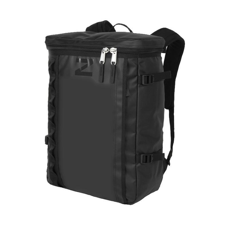 Mochila para hombre al aire libre al aire libre impermeable deportes fitness color sólido bolso de viaje mochila de viaje de gran capacidad nueva venta al por mayor