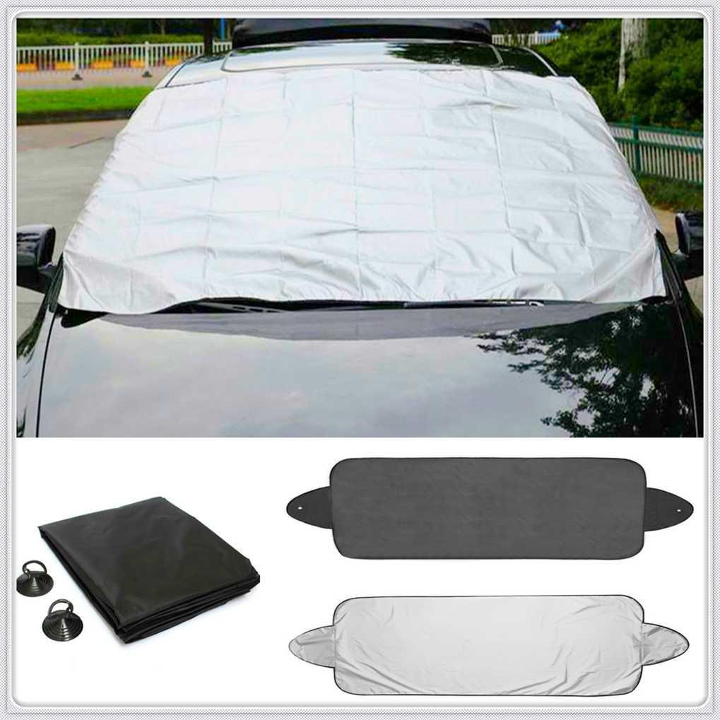 car Prevent Snow Ice Sun Shade Dust window Windshield Cover Protector for Kia Provo K9 Cross Carens CUB Trackster Ray K2 Naimo