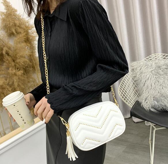 De haute qualité de luxe Sac à bandoulière femmes sac de taille bandoulière en cuir Sacs à main Designer d'embrayage