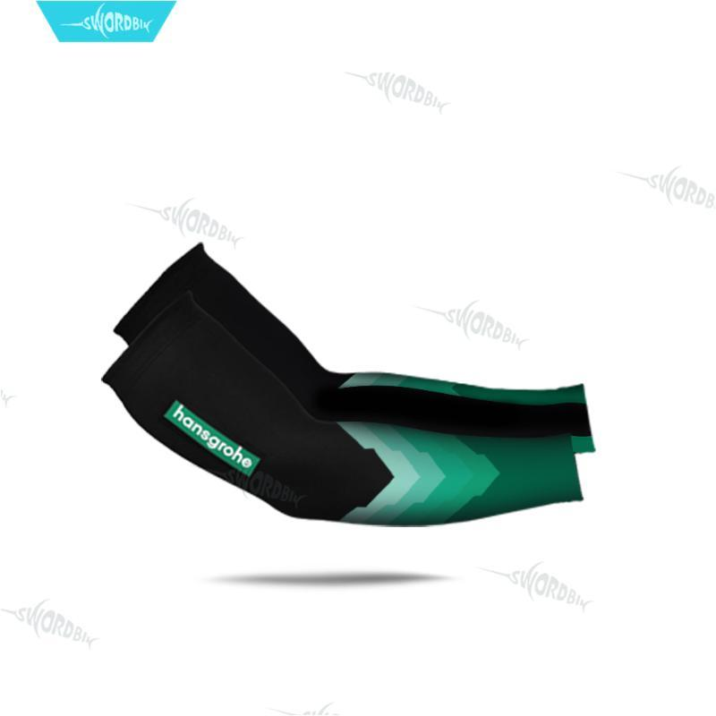 Promannschaft Armmanschette-Cycle-Sleeve Arme Warmer Männer UV-Schutz-Stulpe-Cover schützende Sommer-Breathable Quick Dry
