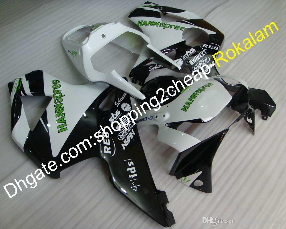 Motorcycle Fairings For Honda CBR 900RR 2002 2003 954 CBR900RR CBR900 02 03 Hannspree Motorbike Bodywork Fairing set (Injection molding)
