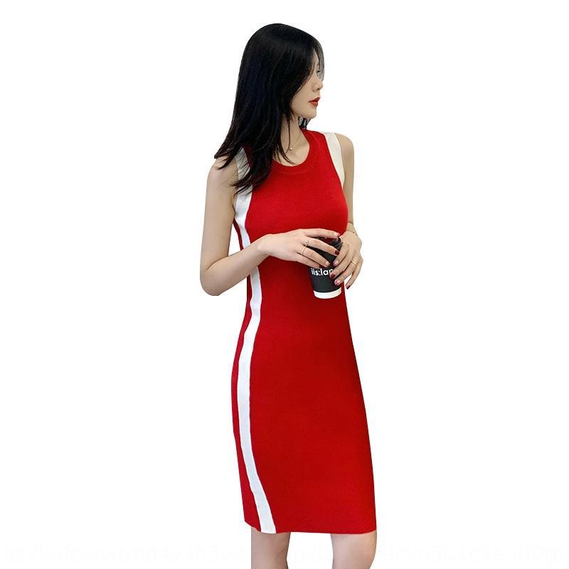BzW12 Tricoté nouvel été tricotée veste casual robe minceur extensible veste robe de hanche mode confortable