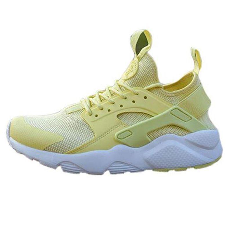 Calcio Shop Nike Air Huarache Nuovo NIK Huarache 1.0 4.0 Scarpe Da Corsa Uomo Donna Ttripe Balck Bianco Oreo Scarpe Sportive Da Tennis Sneakers Moda
