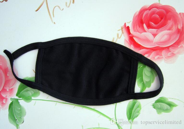 cycling masks Anti-Dust Cotton Mouth Face Mask Unisex Man Woman Cycling Wearing Black Fashion High quality