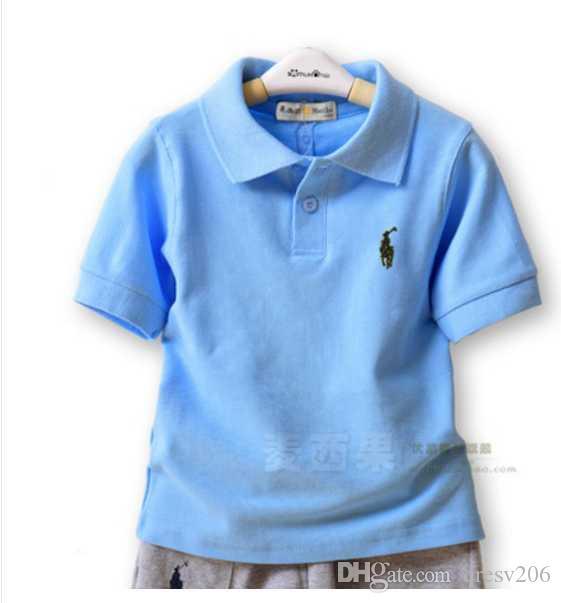 حار بيع الصيف الفتيان الفتيات ملابس الأطفال ملابس قصيرة الأكمام شريطية قميص + شورت مع حزام 2 قطع مجموعات رائعتين الطفل الدعاوى 0-7 سنوات