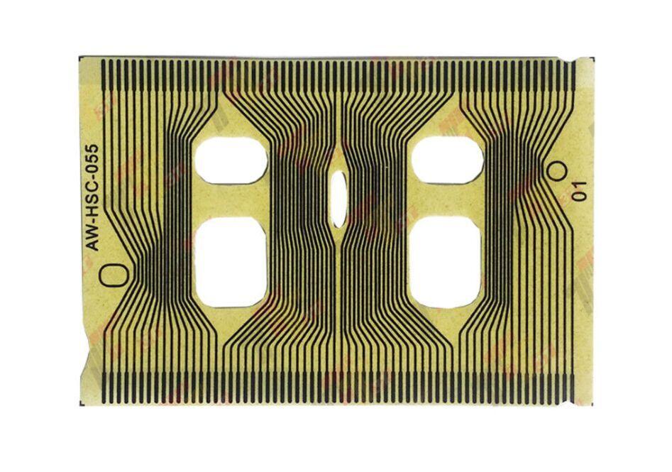 100% ursprüngliche beste Qualität Hohe Qualität Flache LCD-Anzeige Kabel-Band für Audi A3 A4 A6 C5 VDO Kombiinstrument