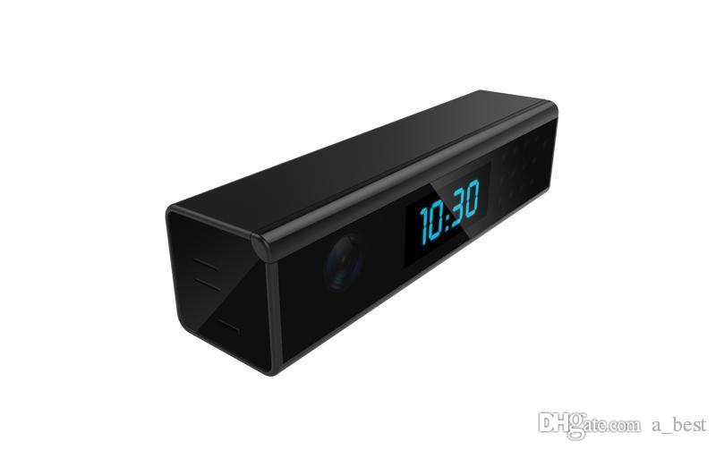 1080P HD Wifi Despertador Cámara P2P Cam seguridad de la vigilancia de la cámara Super Mini DV DVR Grabador de vídeo