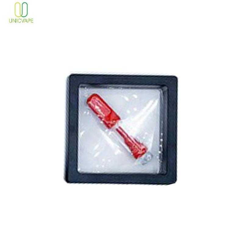 Prix usine 1ml boîte d'emballage cartouche vape logo personnalisé vape paquet d'accessoires mod vape emballage stylo