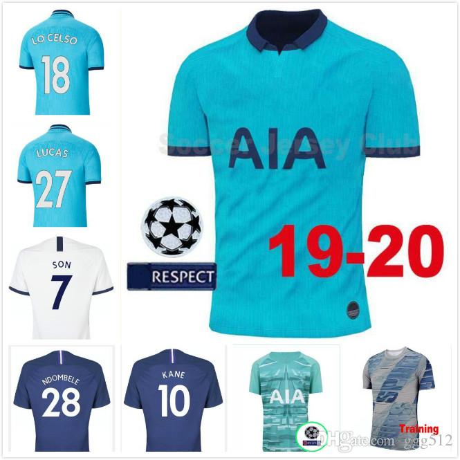 2020 19 20 Spurs Man And Kids Home Soccer Jersey Kits 2019 2020 Tottenham Kane Son Alderweireld Eriksen Dele Home Away Adult Child Football Shirt From Ggg512 13 2 Dhgate Com