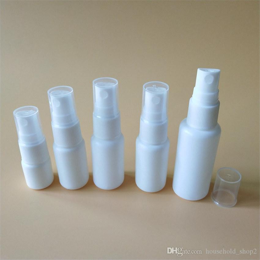 2021 5ml 10ml 15ml 20ml 30ml Mini Plastic White Small ...