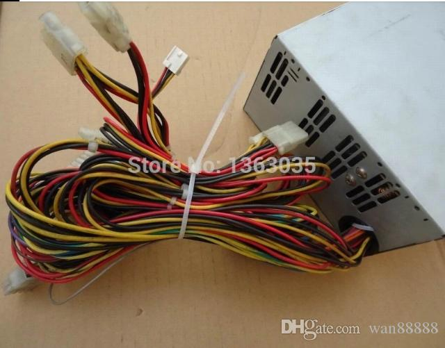 Fuente de alimentación 100% funcional para fuente de alimentación FSP650-80GLC 650W