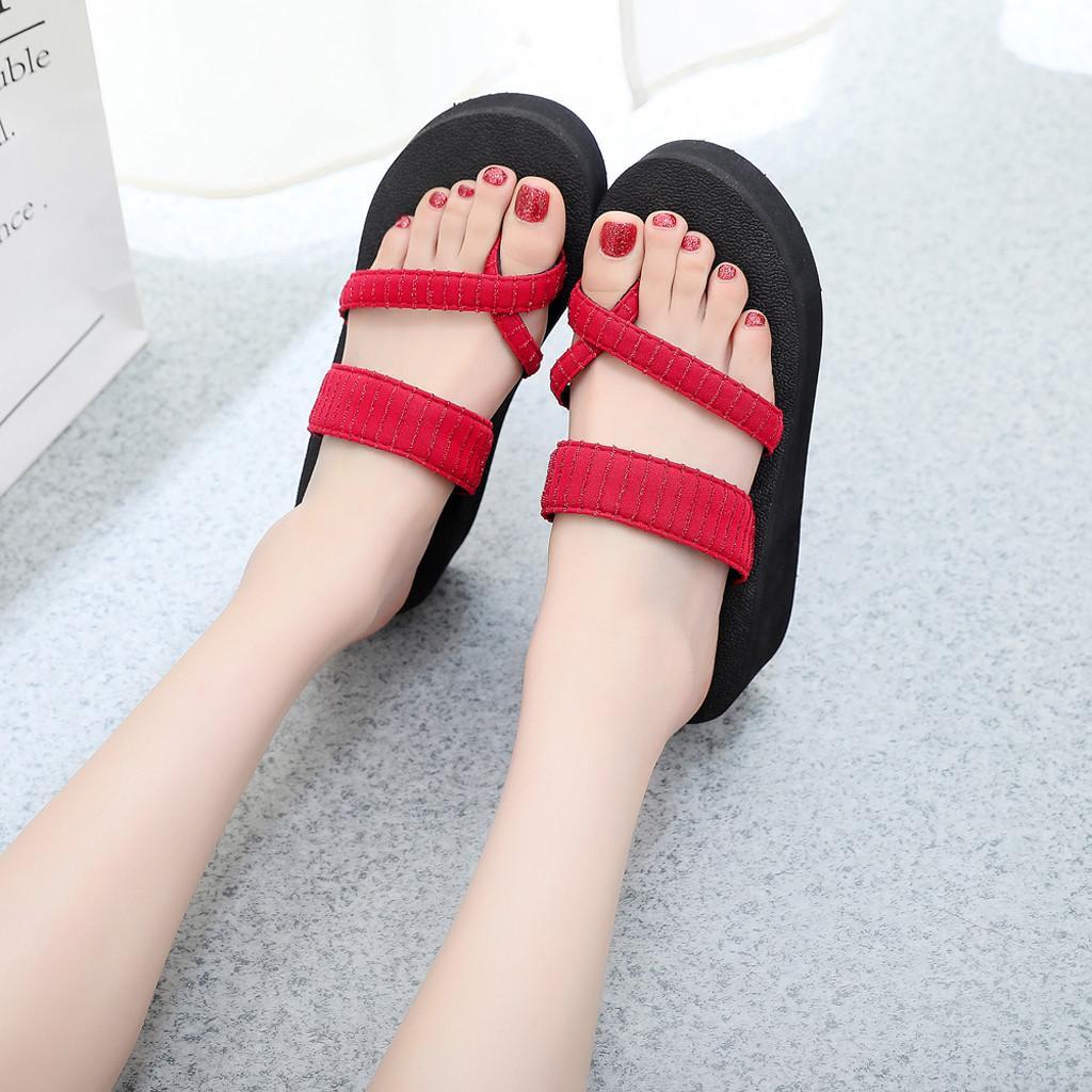 Nouvelle T169 haute qualité d'été plage pantoufles de mode plat des femmes des hommes sandales chaussures de sport flip flops de talons hauts hommes femmes chaussures