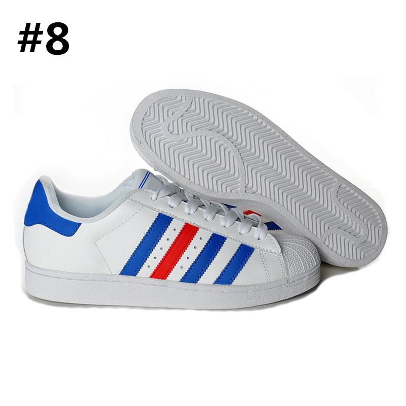 Hot 2020 Mode Chaussures Hommes Casual smith Superstar stan Femme Chaussures plates Femmes Zapatillas DEPORTIVAS Mujer Lovers Sapatos Femininos pour les hommes
