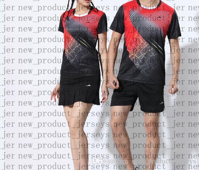 23 Badminton Gleitpaarung 45 Modelle 15 T-Shirt 913 kurzärmeliges 25 schnell trocknende Farbanpassung druckt nicht Tischtennis 35 verblasste Sportbekleidung