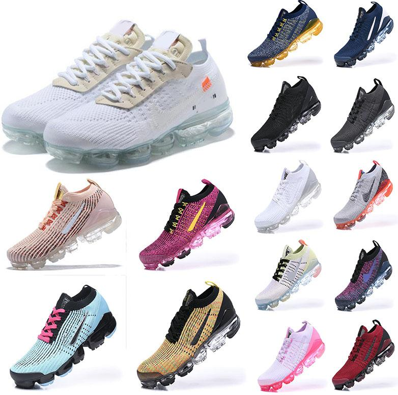 2020 new casual Designers 2018 2019 Vapor2.0 max casual shoes male female top quality casual Shoes black white purple outdoor shoes