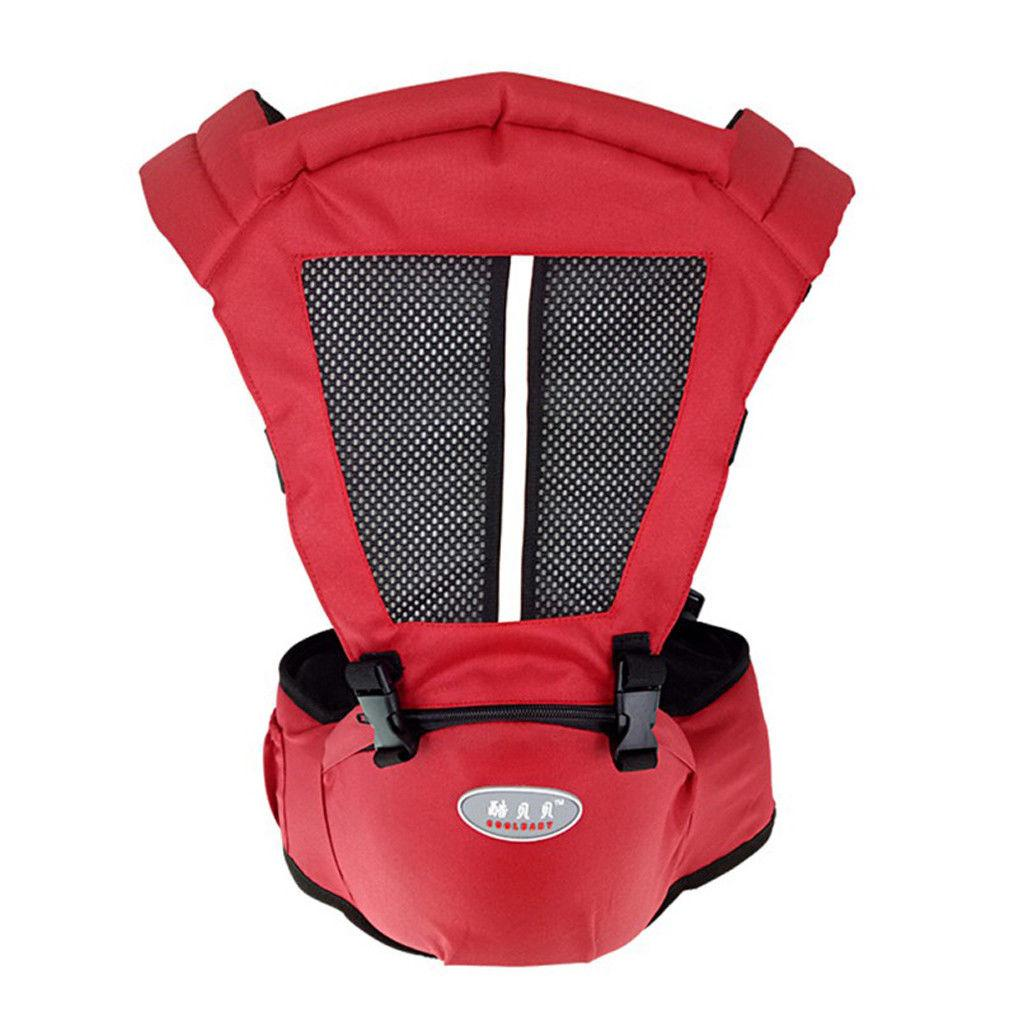 New Baby Carrier Kids Toddler Newborn Waist Hip Seat Wrap Belt Sling Backpack UK
