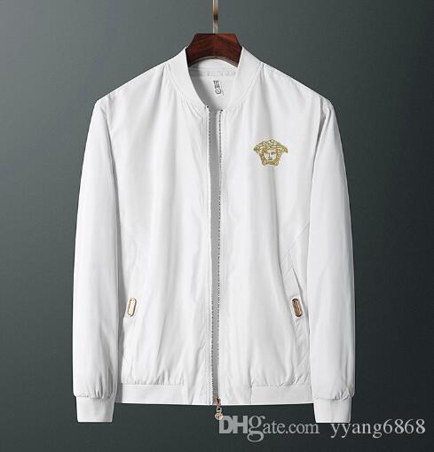 Новая мода мужская дышащая куртка удобная повседневная куртка тонкая куртка бесплатная доставка M2000