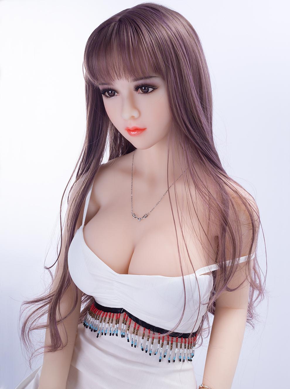 165 cm Yarım Katı Japon Kauçuk Kadınlar Gerçek Silikon Seks Bebek Büyük Göğüs Yetişkin Ürünleri Erkekler Için Mastürbasyon