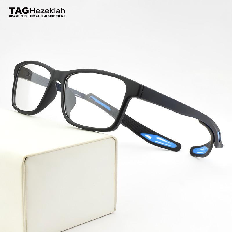 2020 Frame Marca TR90 gafas deportivas lentes ópticas con receta equipo de baloncesto de los hombres al aire libre Gafas Gafas Miopía