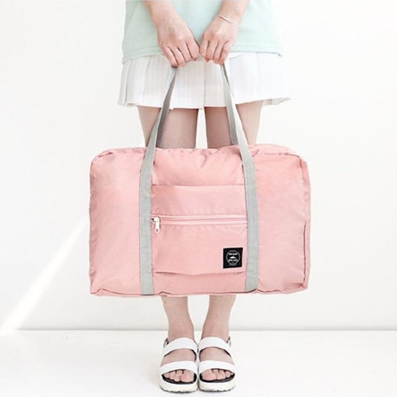 حقائب أكسفورد القماش قابلة للطي أكياس التسوق يعاد استخدامها حقيبة التخزين صديق للبيئة التسوق حمل الحقيبة الكتف سعة كبيرة حقيبة DBC DH1046