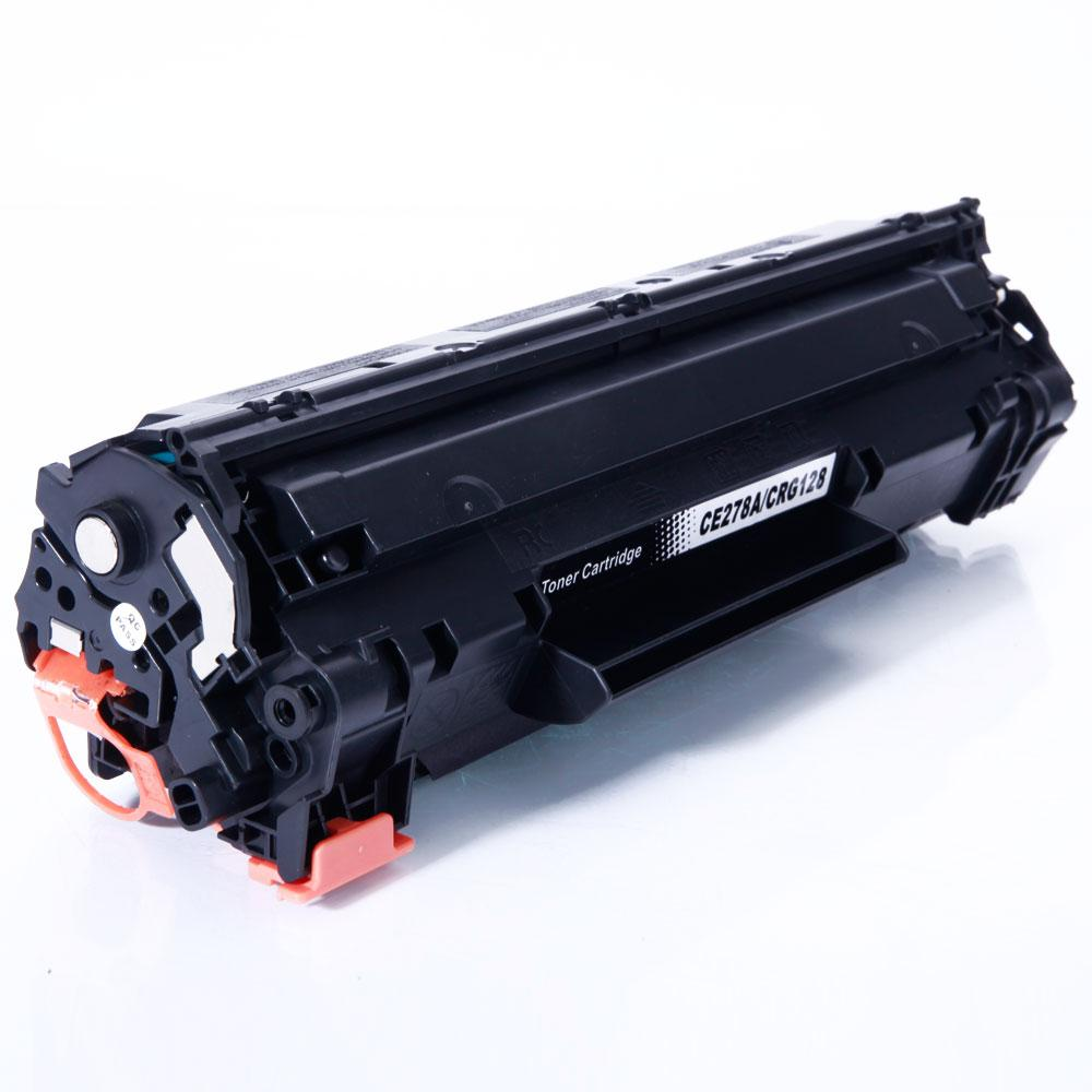 nice qualtity 2pcs CE278A/CRG128 Toner Cartridge free shipping from US warehouse (USPS, UPS and Fedex will be taken randomly)